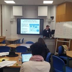 Simon Pemberton (UPWEB) on Place, Super-diversity and Welfare Bricolage