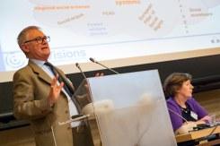 Keynore speaker Maurizio Ferrera (Università degli Studi di Milano) | Photo copyright: Robert Schuman Centre